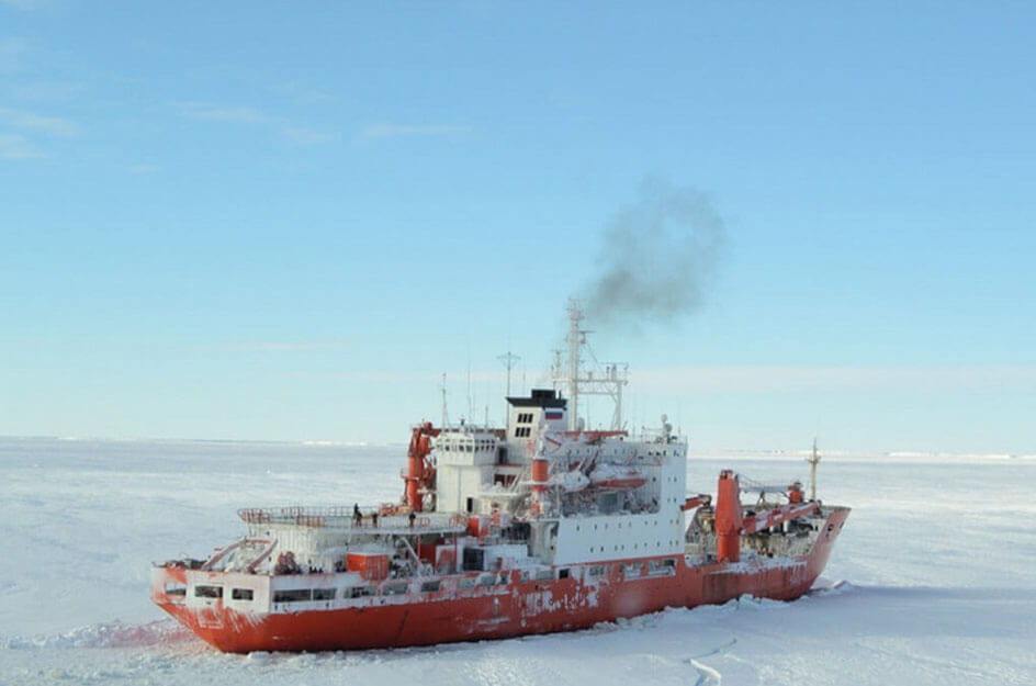 Take a voyage through cleanser Icebreaker Cruise